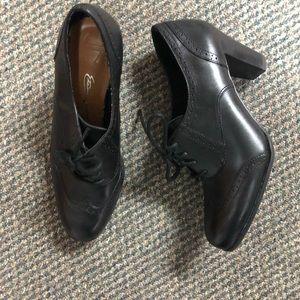 Black Etienne Aigner heels